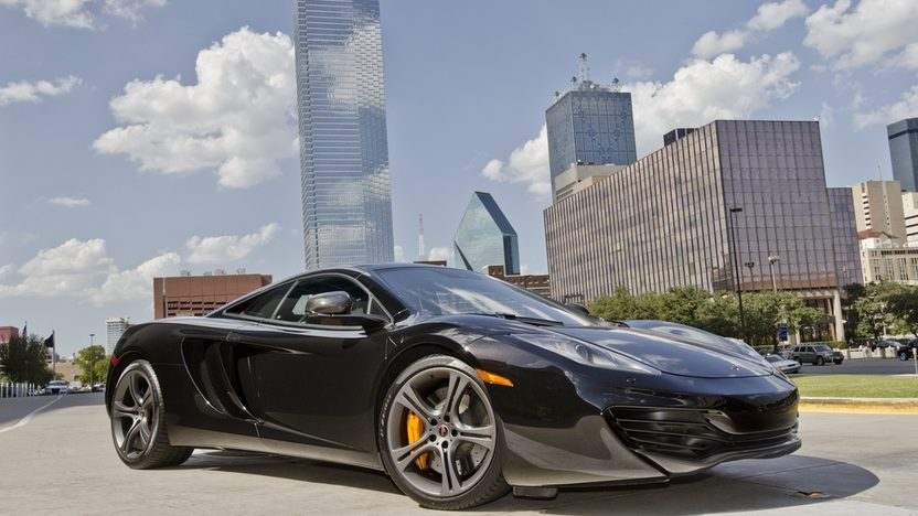 2012 McLaren MP4-12C 2,400 Actual Miles presented as lot S105.1 at Kissimmee, FL 2013 - image11
