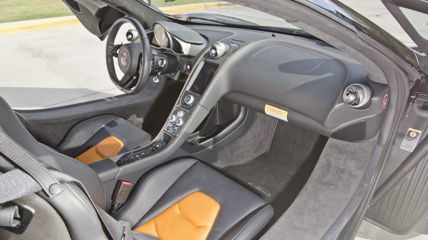 2012 McLaren MP4-12C 2,400 Actual Miles presented as lot S105.1 at Kissimmee, FL 2013 - image5