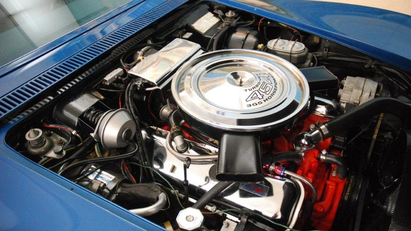 1971 Chevrolet Corvette Coupe 454 CI, Automatic presented as lot G161 at Kissimmee, FL 2013 - image6