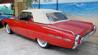 1962 Ford Thunderbird Convertible 390 CI, Automatic presented as lot G237 at Kissimmee, FL 2013 - thumbail image11