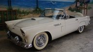 1956 Ford Thunderbird Convertible 312 CI, Automatic presented as lot T228 at Kissimmee, FL 2013 - thumbail image12