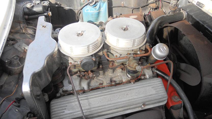 1956 Chevrolet Corvette Convertible Bloomington Gold Survivor, 34,500 Miles presented as lot S256.1 at Kissimmee, FL 2013 - image5