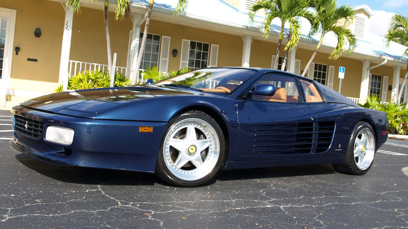 1994 Ferrari 512TR Coupe presented as lot S50 at Kissimmee, FL 2013 - image2