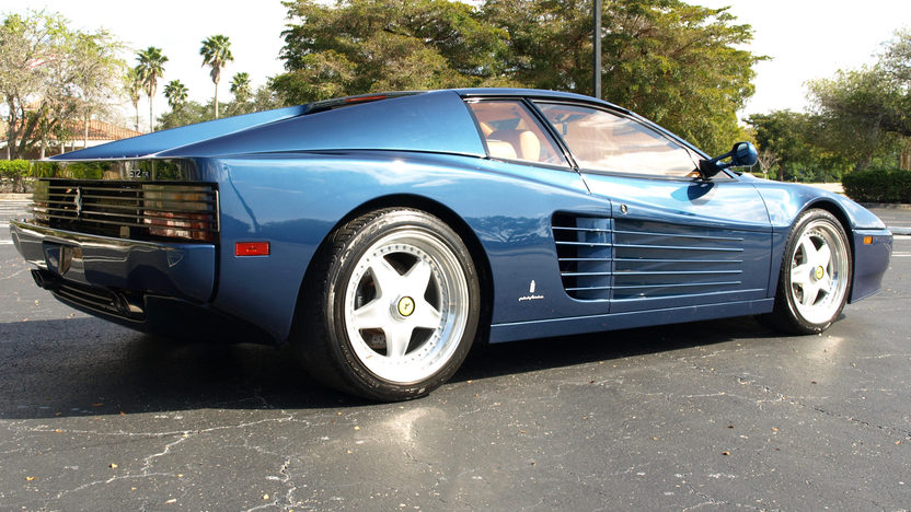 1994 Ferrari 512TR Coupe presented as lot S50 at Kissimmee, FL 2013 - image7