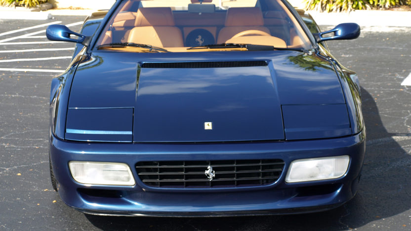 1994 Ferrari 512TR Coupe presented as lot S50 at Kissimmee, FL 2013 - image8