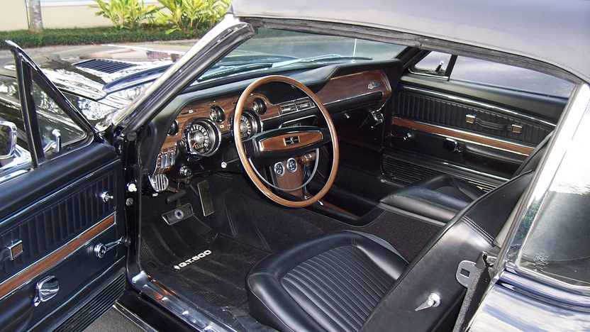 1968 Shelby GT500 KR Convertible 428/335 HP, Automatic presented as lot F215.1 at Kissimmee, FL 2013 - image3