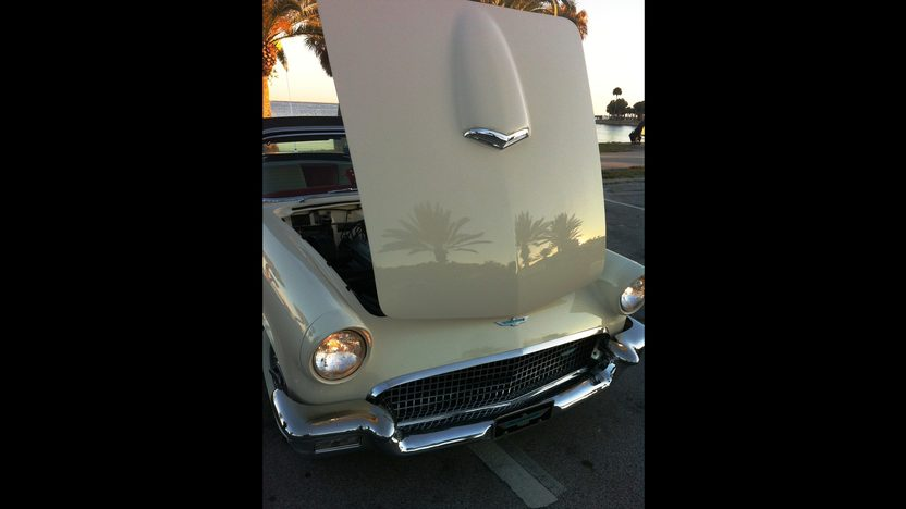 1957 Ford Thunderbird Cancelled Lot presented as lot K75.1 at Kissimmee, FL 2013 - image6
