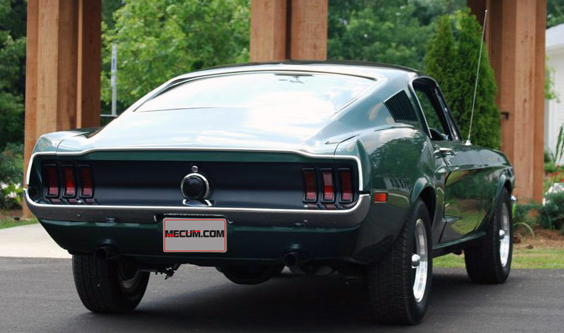 1968 Ford Mustang Fastback presented as lot K95 at Kissimmee, FL 2013 - image5