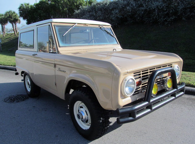 1966 Ford Bronco presented as lot G41 at Kissimmee, FL 2013 - image11
