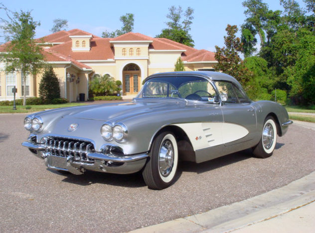 1959 Chevrolet Corvette 283/290 HP, 4-Speed presented as lot S280.1 at Kissimmee, FL 2013 - image10
