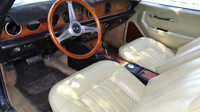 1973 Stutz Blackhawk presented as lot J85 at Kissimmee, FL 2014 - image4