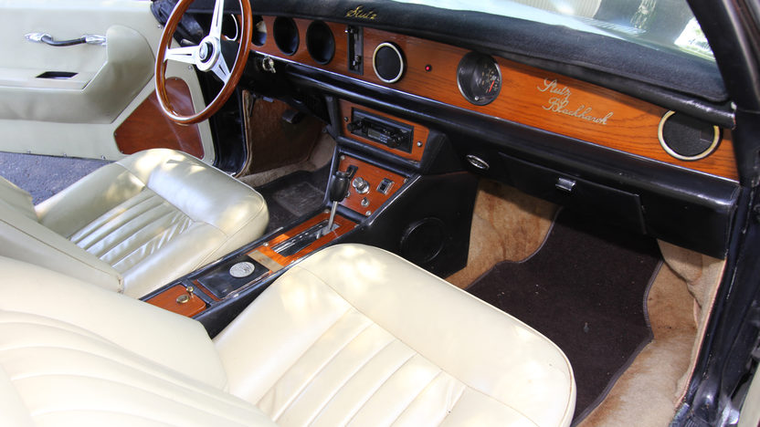 1973 Stutz Blackhawk presented as lot J85 at Kissimmee, FL 2014 - image5