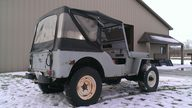 1952 Willys Jeep presented as lot J108 at Kissimmee, FL 2014 - thumbail image3