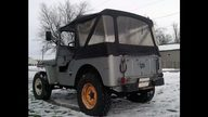 1952 Willys Jeep presented as lot J108 at Kissimmee, FL 2014 - thumbail image6