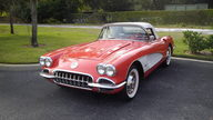 1958 Chevrolet Corvette Convertible 283/230 HP, 4-Speed presented as lot K214 at Kissimmee, FL 2014 - thumbail image5