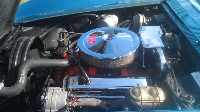 1968 Chevrolet Corvette Convertible 327/350 HP, 4-Speed presented as lot K216 at Kissimmee, FL 2014 - image5