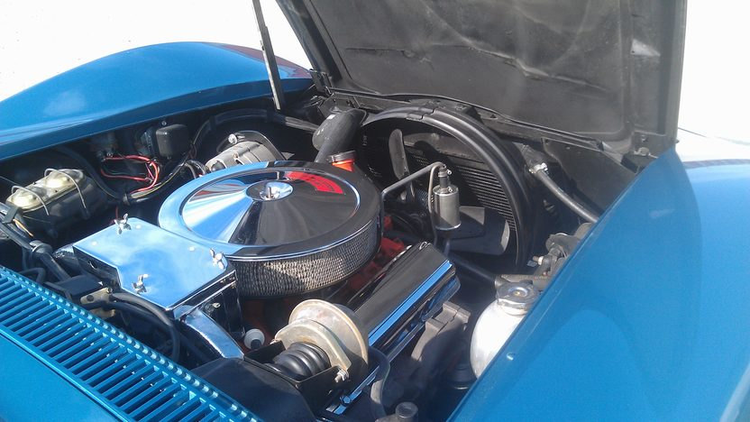 1968 Chevrolet Corvette Convertible 327/350 HP, 4-Speed presented as lot K216 at Kissimmee, FL 2014 - image6