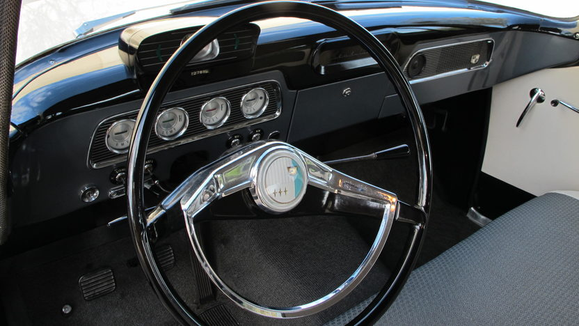 1957 Studebaker Champion presented as lot L126 at Kissimmee, FL 2014 - image7