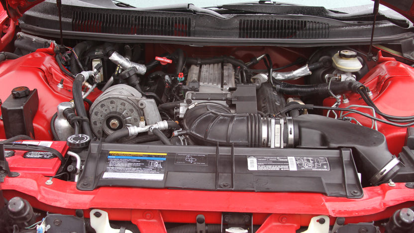 1994 Pontiac Trans Am 5.7L, Automatic presented as lot L161 at Kissimmee, FL 2014 - image6