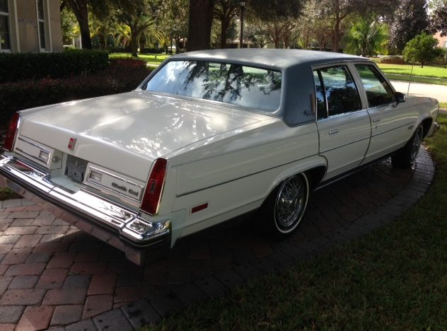 1979 Oldsmobile Ninety Eight presented as lot G76 at Kissimmee, FL 2014 - image3