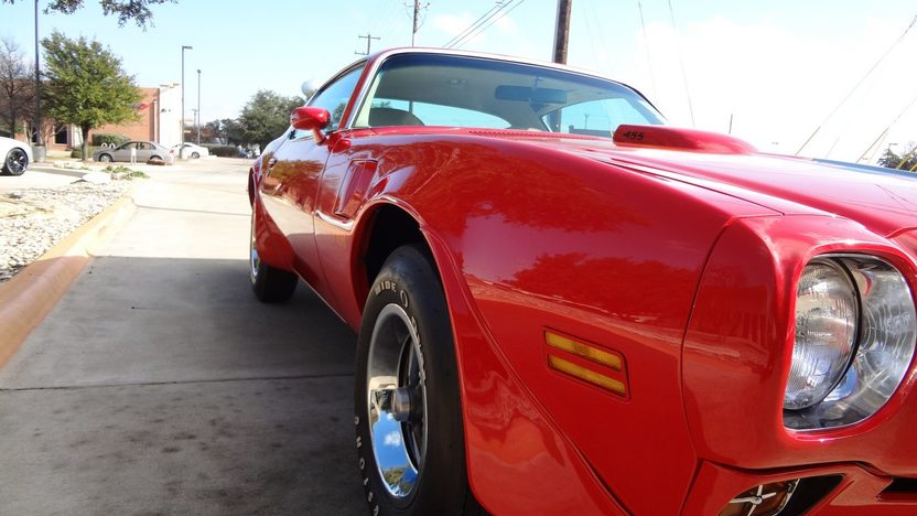 1973 Pontiac Trans Am 455/400 HP, 4-Speed presented as lot G155 at Kissimmee, FL 2014 - image12