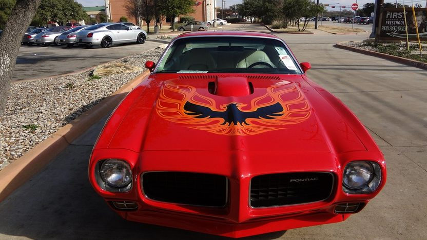1973 Pontiac Trans Am 455/400 HP, 4-Speed presented as lot G155 at Kissimmee, FL 2014 - image9