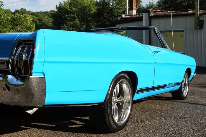 1967 Ford Galaxie 500 Convertible 289/300 HP, Automatic presented as lot G201 at Kissimmee, FL 2014 - image2