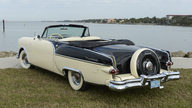 1954 Packard Caribbean Convertible presented as lot W46 at Kissimmee, FL 2014 - thumbail image6