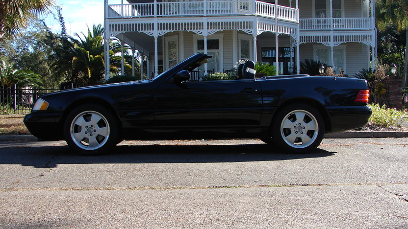 1999 Mercedes-Benz SL500 Convertible presented as lot W57 at Kissimmee, FL 2014 - image2