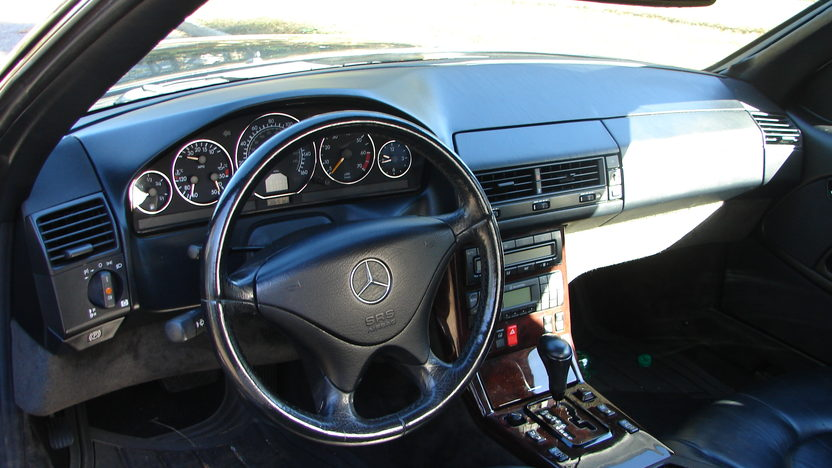 1999 Mercedes-Benz SL500 Convertible presented as lot W57 at Kissimmee, FL 2014 - image4