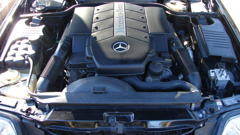 1999 Mercedes-Benz SL500 Convertible presented as lot W57 at Kissimmee, FL 2014 - image6