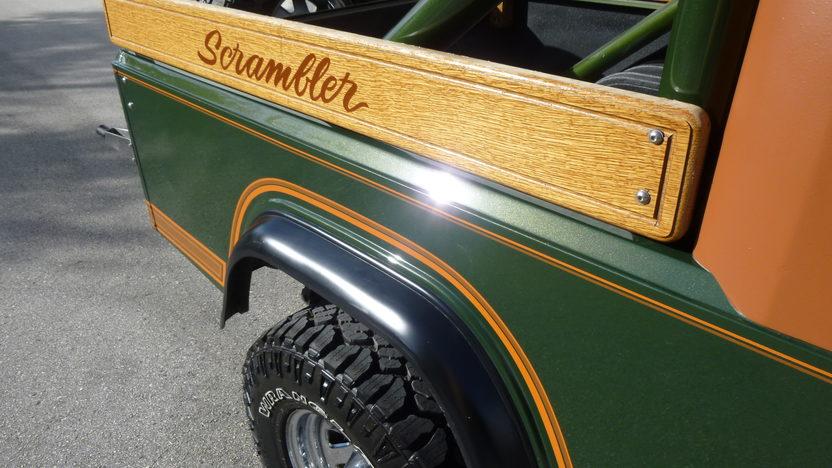 1983 Jeep CJ-8 Scrambler presented as lot W179 at Kissimmee, FL 2014 - image6