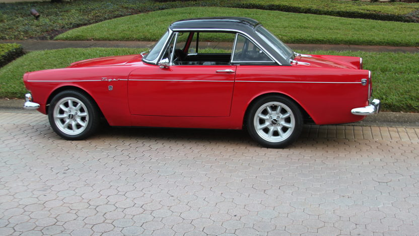 1966 Sunbeam Tiger Convertible 260 CI, 4-Speed presented as lot W199 at Kissimmee, FL 2014 - image2