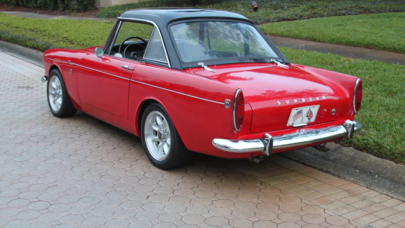 1966 Sunbeam Tiger Convertible 260 CI, 4-Speed presented as lot W199 at Kissimmee, FL 2014 - image3