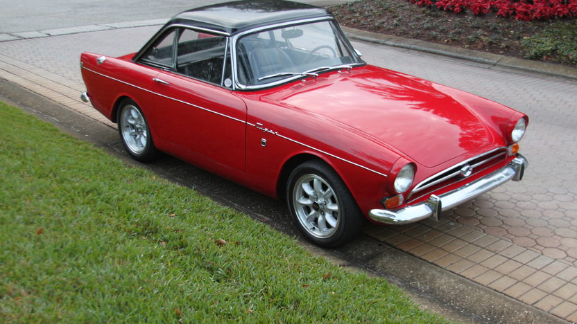 1966 Sunbeam Tiger Convertible 260 CI, 4-Speed presented as lot W199 at Kissimmee, FL 2014 - image6