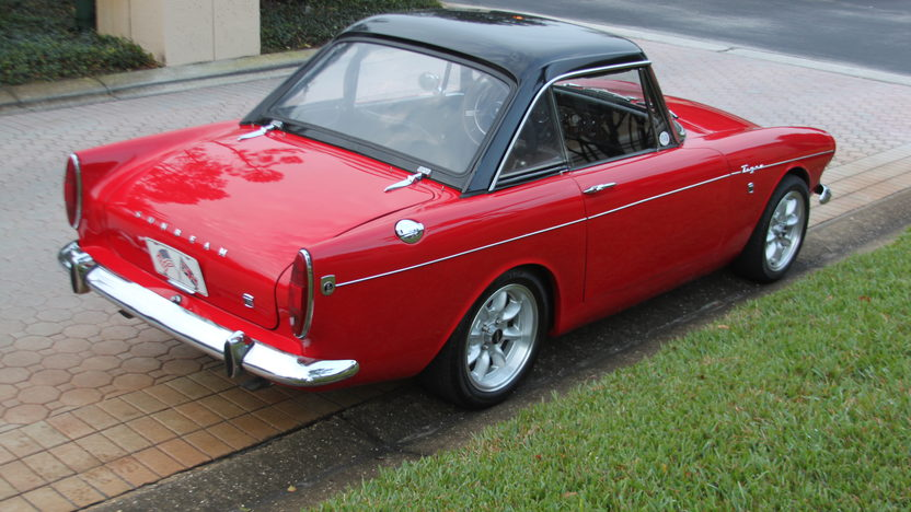 1966 Sunbeam Tiger Convertible 260 CI, 4-Speed presented as lot W199 at Kissimmee, FL 2014 - image7