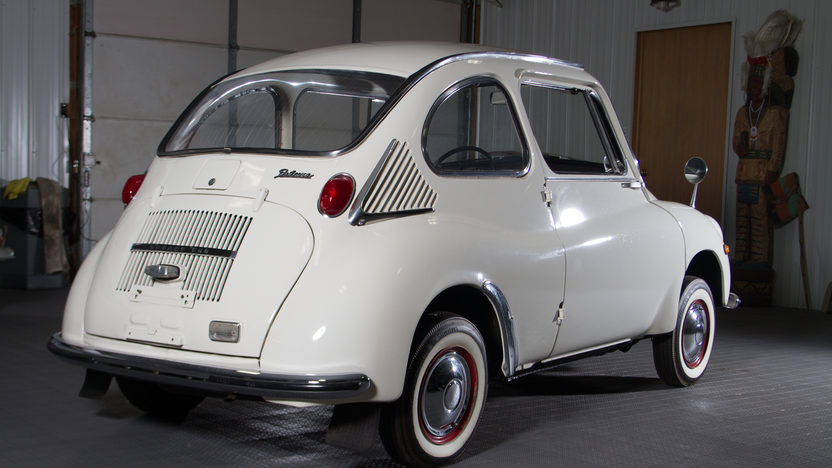 1969 Subaru 360 Microcar 356 CC, 4-Speed presented as lot W212 at Kissimmee, FL 2014 - image3
