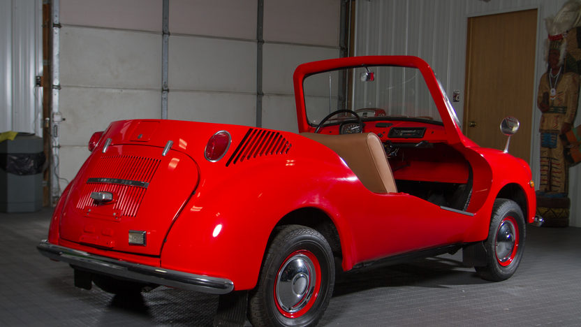 1969 Subaru 360 Dune Buggy 356 CC, 4-Speed presented as lot W220 at Kissimmee, FL 2014 - image3