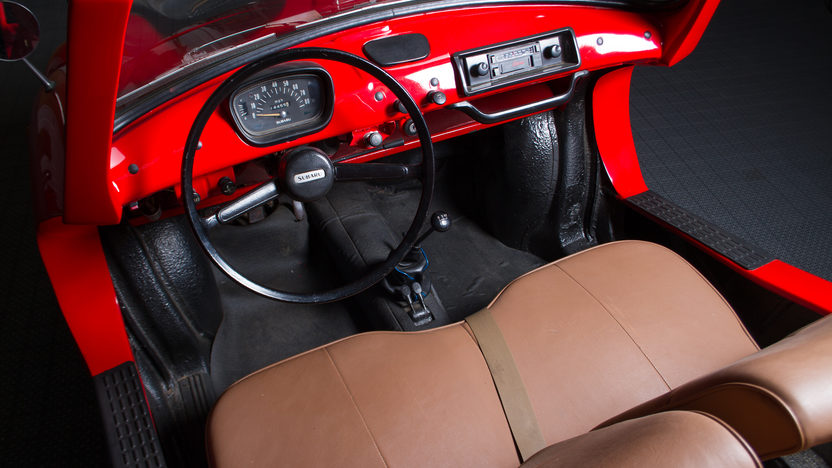 1969 Subaru 360 Dune Buggy 356 CC, 4-Speed presented as lot W220 at Kissimmee, FL 2014 - image4