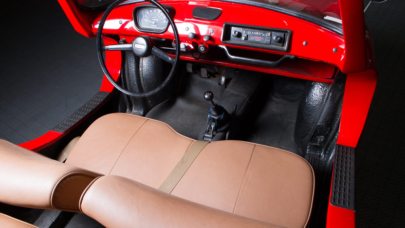 1969 Subaru 360 Dune Buggy 356 CC, 4-Speed presented as lot W220 at Kissimmee, FL 2014 - image5