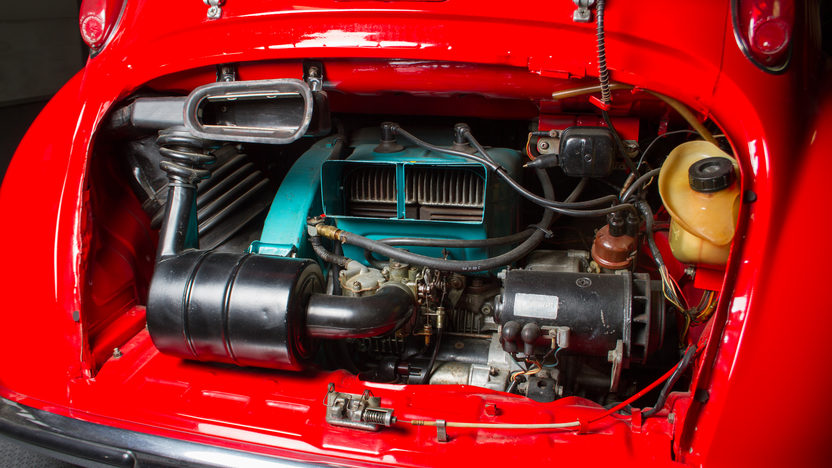 1969 Subaru 360 Dune Buggy 356 CC, 4-Speed presented as lot W220 at Kissimmee, FL 2014 - image7