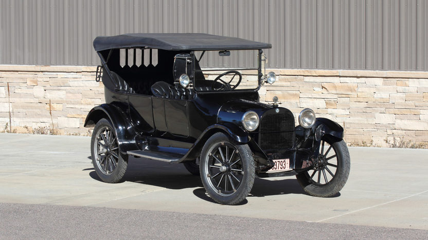 1917 dodge brothers touring mecum kissimmee 2014 w288. Black Bedroom Furniture Sets. Home Design Ideas