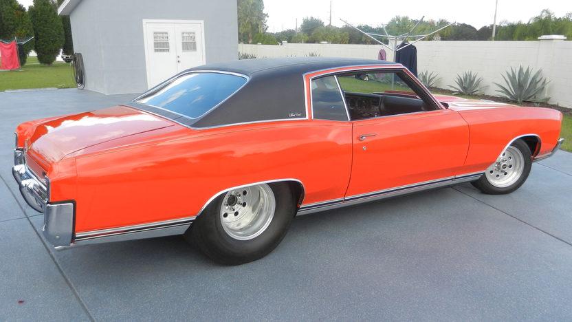 1970 Chevrolet Monte Carlo Mecum Kissimmee 2014 T24
