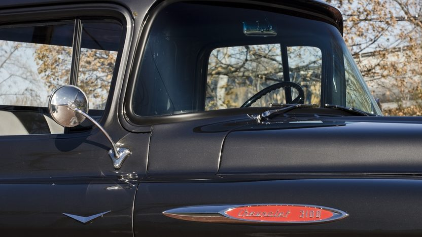 1957 Chevrolet 3100 Pickup 283 CI, 4-Speed presented as lot T220 at Kissimmee, FL 2014 - image8