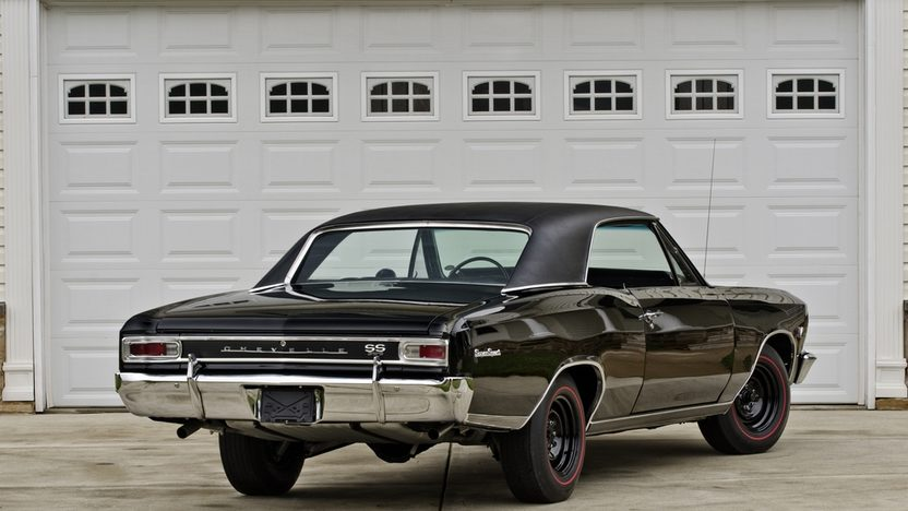 1966 Chevrolet Chevelle SS Hardtop 396/360 HP, 4-Speed presented as lot T232 at Kissimmee, FL 2014 - image2