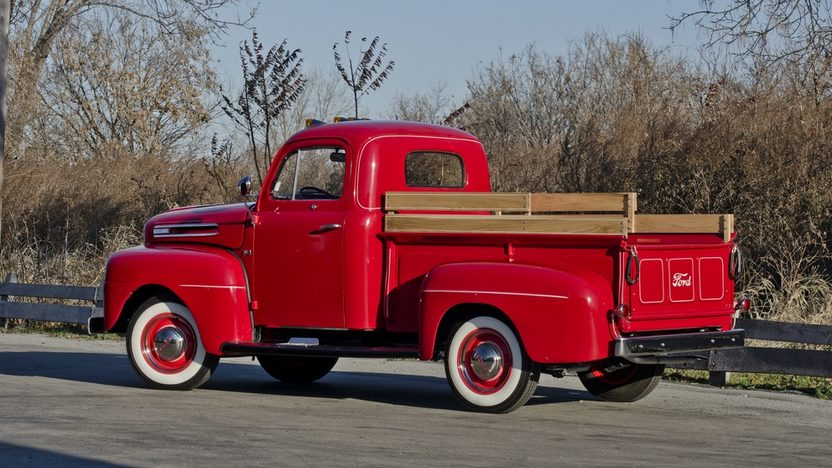 1948 Ford F1 Pickup 239 CI, 5-Speed presented as lot F230 at Kissimmee, FL 2014 - image2