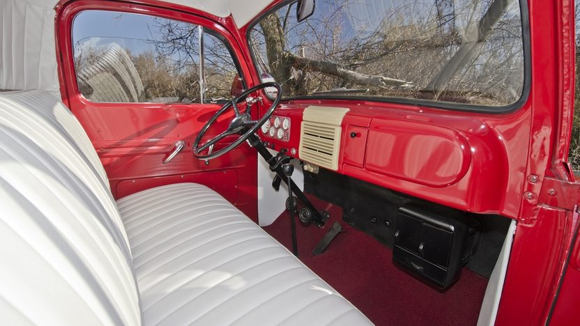 1948 Ford F1 Pickup 239 CI, 5-Speed presented as lot F230 at Kissimmee, FL 2014 - image5