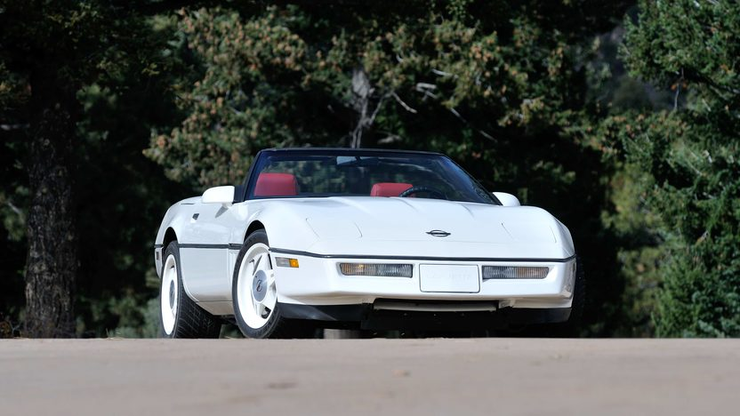 1988 Chevrolet Corvette Callaway Convertible B2K Package, 1 of 125 Built presented as lot F262 at Kissimmee, FL 2014 - image12