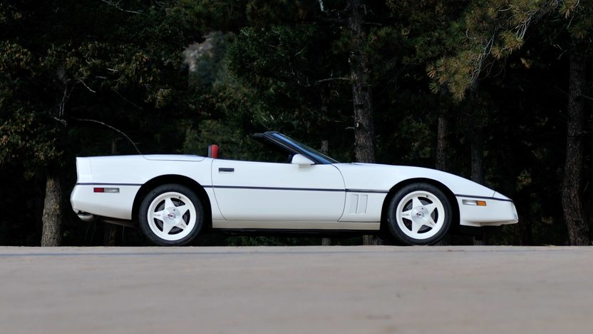 1988 Chevrolet Corvette Callaway Convertible B2K Package, 1 of 125 Built presented as lot F262 at Kissimmee, FL 2014 - image2