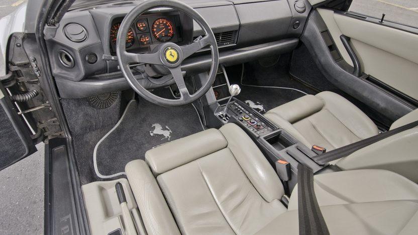 1989 Ferrari Testarossa Don Johnson's Personal Car presented as lot F286 at Kissimmee, FL 2014 - image4